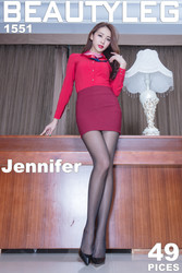BEAUTYLEG 1551 Jennifer